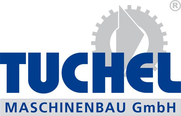 Tuchel Logo farbig mit korr. Zahnrad